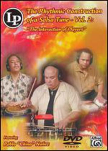 The Rhythmic Construction of a Salsa Tune: Volume 2