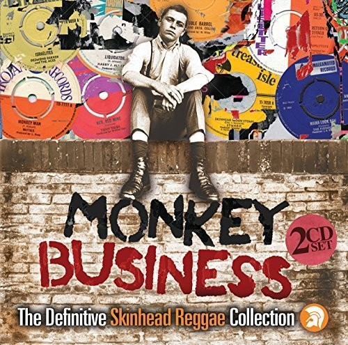 Monkey Business Definitive Skinhead Reggae Coll - Monkey Business: Definitive Skinhead Reggae Coll