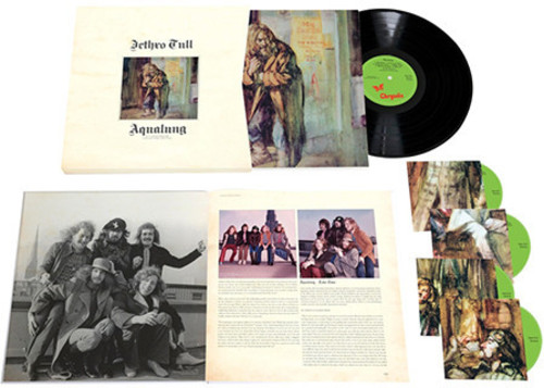 Aqualung: 40th Anniversary [Deluxe Edition] [2CD/ 1LP/ 1DVD/ 1BLU-RAY]