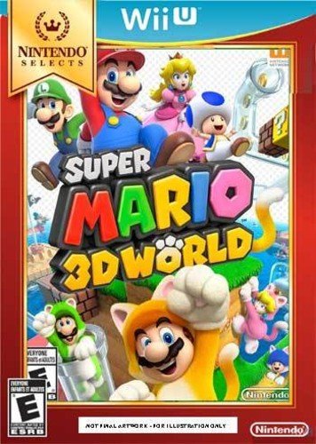 Super Mario 3D World - Nintendo Selects Edition for Nintendo Wii U