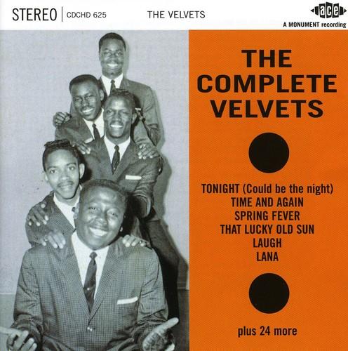 Complete Velvets [Import]