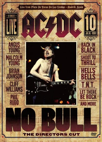 AC/DC - AC/DC: No Bull: The Director's Cut