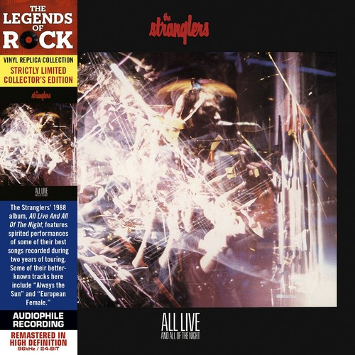 Stranglers - All Live & All of the Night