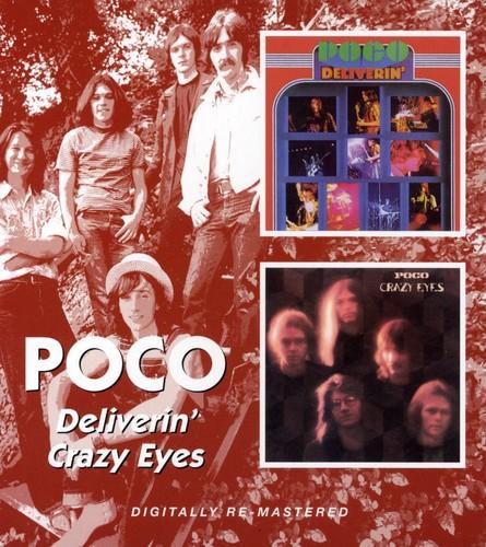 Deliverin /  Crazy Eyes [Import]