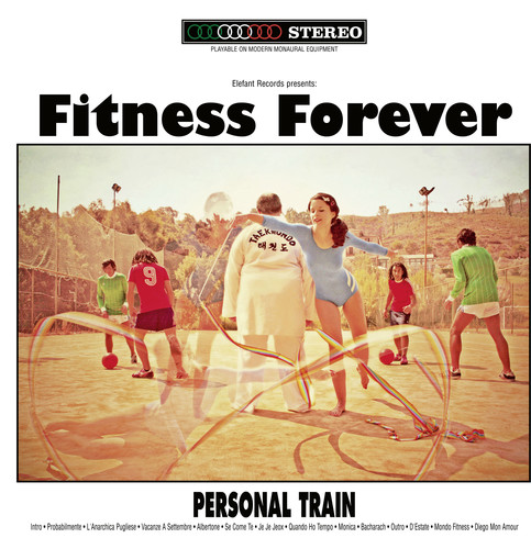 Personal Train (25th Elefant Anniversary Reissue)