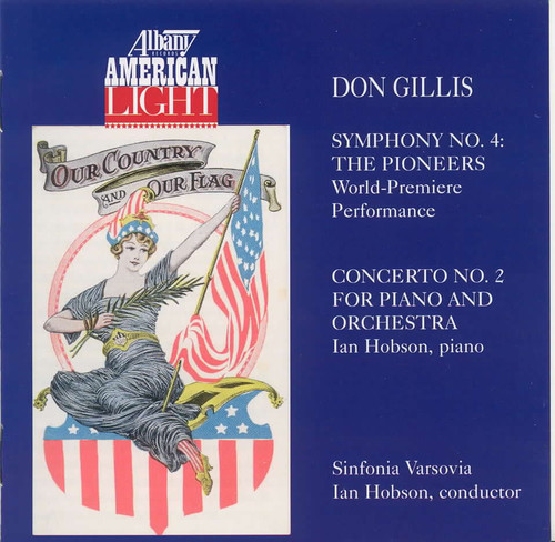 Symphony 4 /  Concerto 2