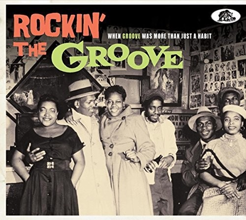 Rockin The Groove /  Various