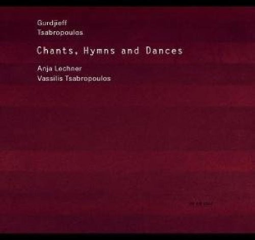 Anja Lechner - Chants Hymns & Dances