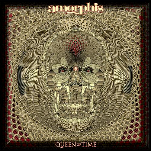 Amorphis - Queen Of Time (splatter)