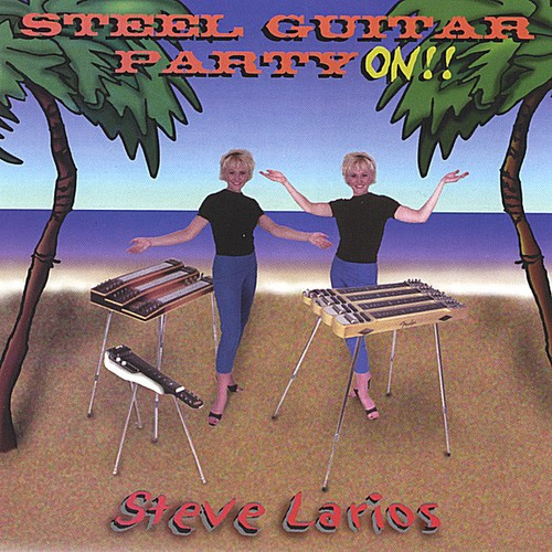 Steel Guitar Party on