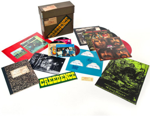1969 Box Set [3 LP/ 3 CD/ 3 -7] [Box Set]