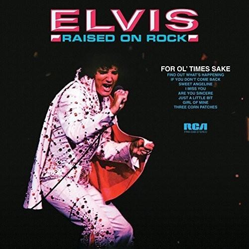 Elvis Presley - Raised On Rock: For Ol' Times Sake [Limited Edition Clear Vinyl]