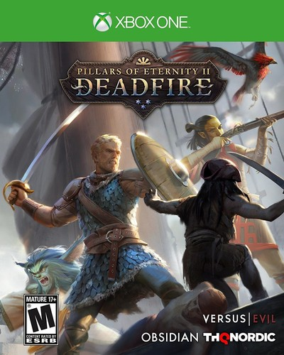 - Pillars of Eternity II: Deadfire for Xbox One