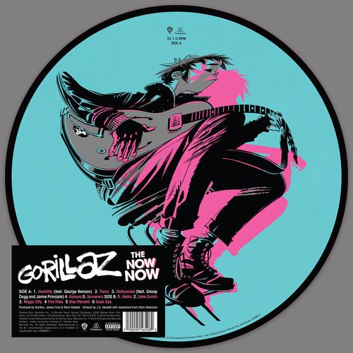 Gorillaz - Now Now (Pict)