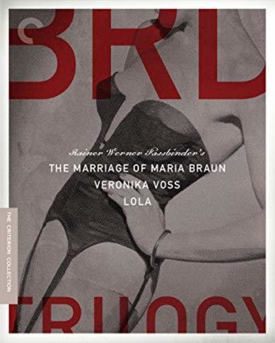 The BRD Trilogy (The Marriage of Maria Braun /  Lola /  Veronika Voss) (Criterion Collection)