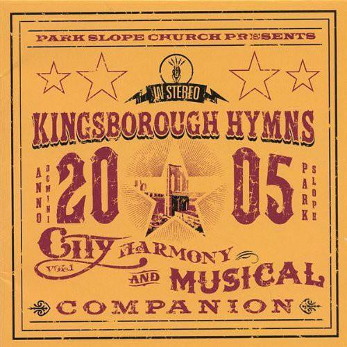 Kingsborough Hymns 1: City Harmony & Musical Comp