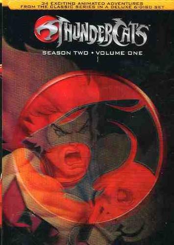 Thundercats: Season Two: Volume 1