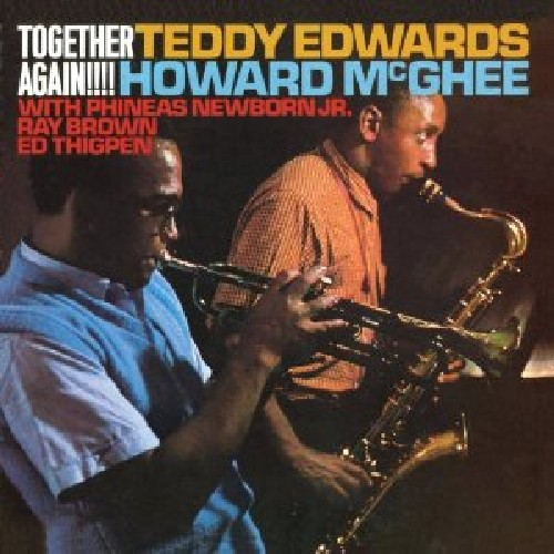 Teddy Edwards & Howard Mcghee - Together Again! [Import]