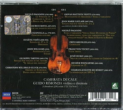 Rimonda - Le Violon Noir