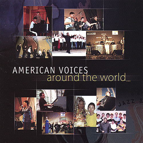 American Voices Around the World