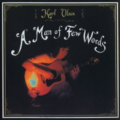 Man of Few Words [Import]