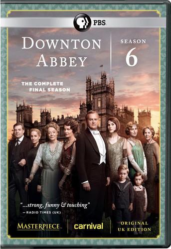 Downton Abbey: Season 6 (Masterpiece Classic)