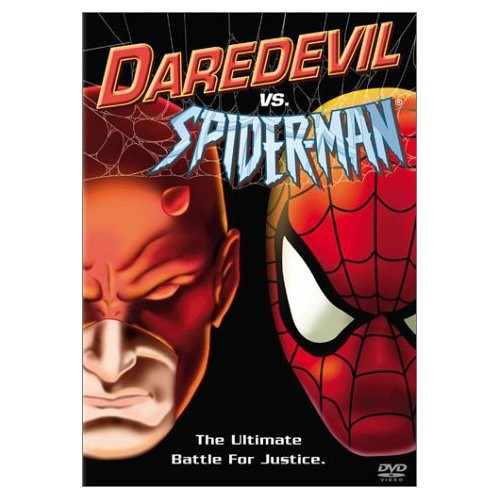 Daredevil Vs Spider-Man