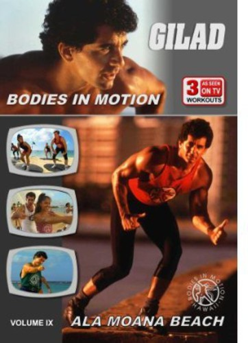 Gilad: Bodies in Motion - Ala Moana Beach