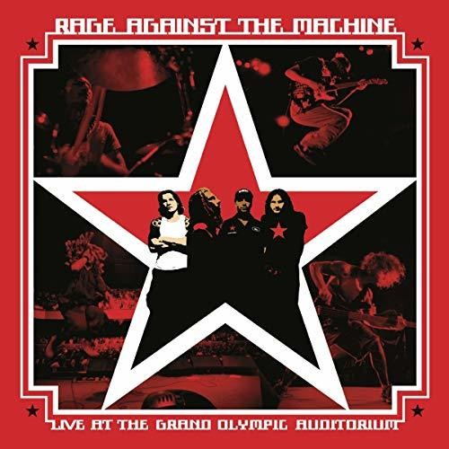 Rage Against The Machine - Live At The Grand Olympic Auditorium [2LP]