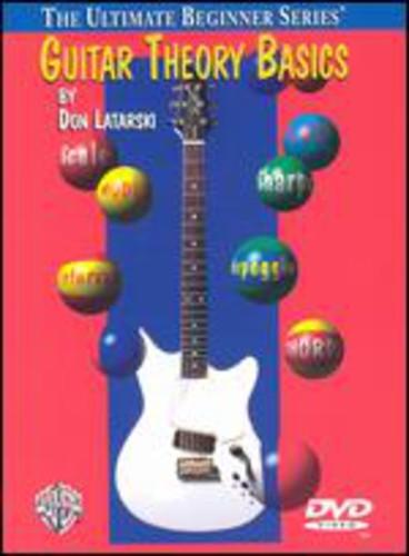 Ubs: Basics of Guitar Theory