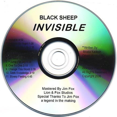 Black Sheep - Invisible