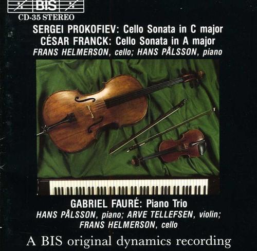 Trio Op 120 /  Cello Sonata Op 119 /  Cello Sonata