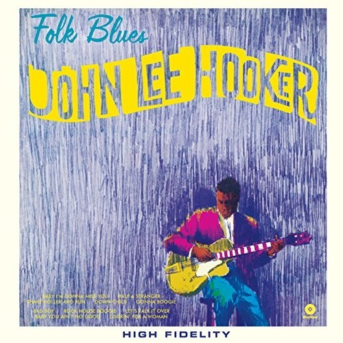 Folk Blues [Import]