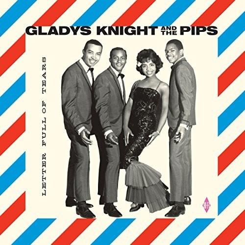 Gladys Knight & The Pips - Letter Full Of Tears + 2 Bonus Tracks (Ltd) (Ogv)