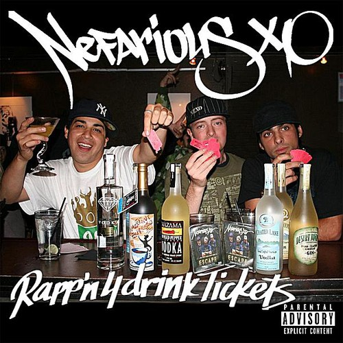 Rappin 4 Drink Tickets