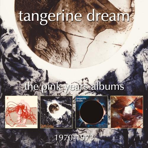 Tangerine Dream - Pink Years Albums 1970-1973 (Box) [Remastered] (Uk)