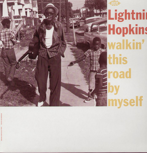 Walkin' This Road By Myself [Import]