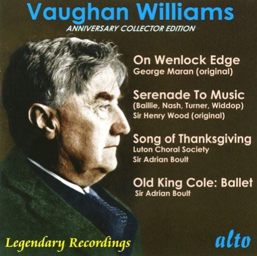 On Wenlock Edge: Serenade to Music