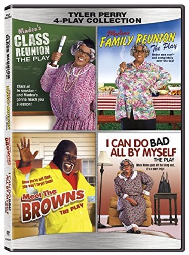 Tyler Perry's Madea [Movie] - Tyler Perry- Quad (Play) / Madea's Class Reunion