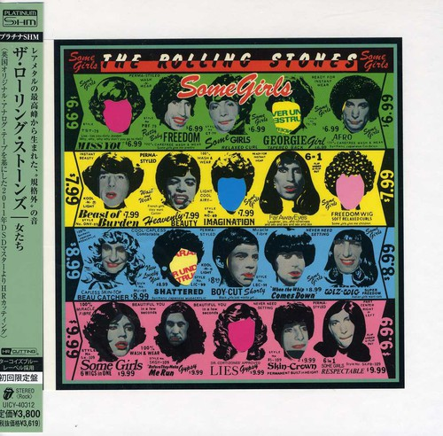 The Rolling Stones - Some Girls [Import]