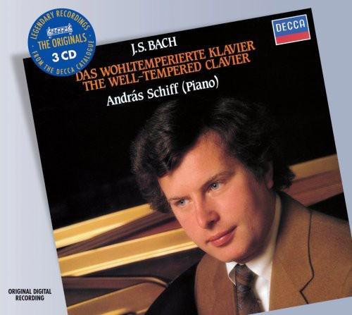 Bach J.S: Well Tempered Klavier
