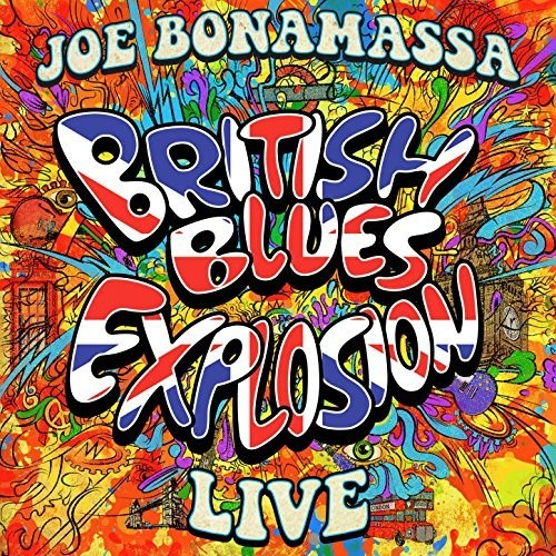 Joe Bonamassa - British Blues Explosion Live [2CD]
