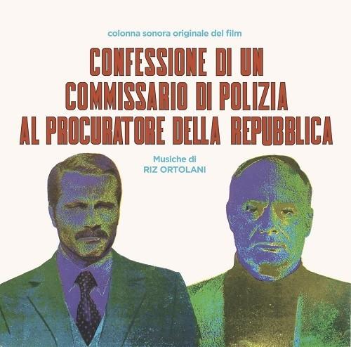 Confessione Di Un Commissario Di Polizia Al Procuratore Della Repubblica (Confessions of a Police Captain) (Original Motion Picture Soundtrack)