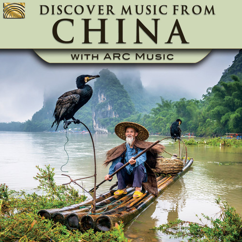 Discover Music From China With Arc Music / Various - Discover Music From China With Arc Music / Various