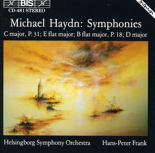 Symphonies in C /  E Flat /  B Flat /  D