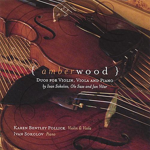 Karen Bentley Pollick - Amberwood