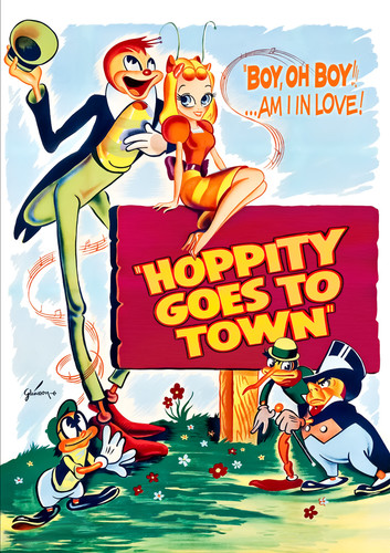 Hoppity Goes to Town (aka Bugville)