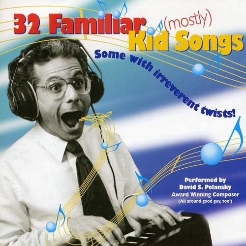 32 Familiar Kid Songs