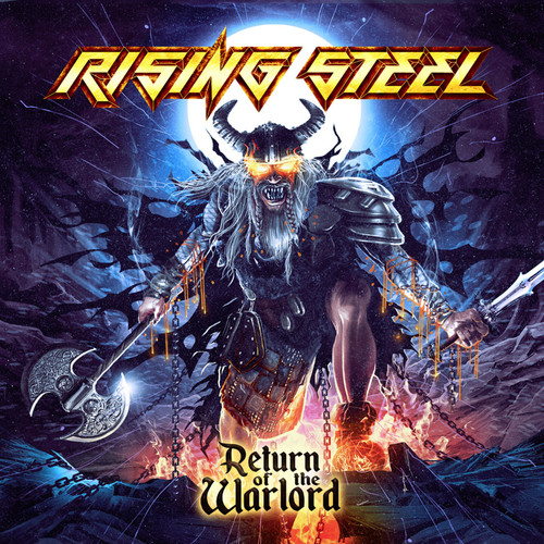 Rising Steel - Return Of The Warlord (Uk)