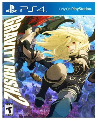 Ps4 Gravity Rush 2 - Gravity Rush 2